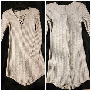 Bodycon Sweater Dress